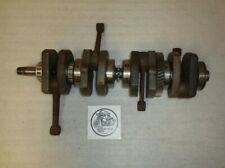 1981 SUZUKI GSX1100 CRANKSHAFT WITH CONNECTING RODS