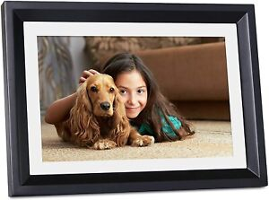 Digital Picture Frame WiFi, LOVCUBE 10 Inch Smart Digital Photo Brand new in box