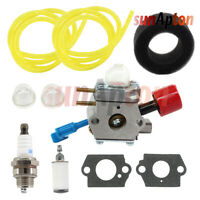 Carburetor For Poulan FL1500 FL1500LE Gas Leaf Blower # Zama C1U-W12B Air Filter
