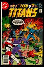 DC Comics TEEN TITANS #52 Robin Wonder Girl Kid Flash Speedy Harlequinn NM- 9.2