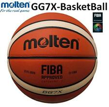 100 % Authentic MOLTEN GG7X Basketball FIBA Composite Leather Official Size 7