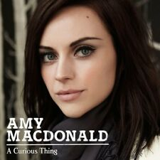 Amy MacDonald A Cursious Thing (No Roots, Love Love, Spark) 2010 CD Album
