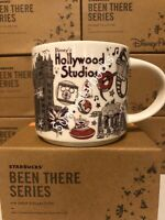 Starbucks Hollywood Studios Been There mugs - Disney Parks
