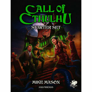 Call of Cthulhu RPG: Starter Set