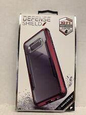 BRAND NEW Genuine X-Doria DEFENSE SHIELD Case For Samsung Galaxy S10E (RED)-E72