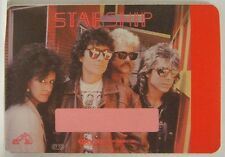 Starship / Grace Slick - Vintage Original Concert Tour Cloth Backstage Pass