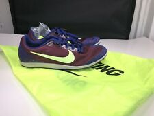 Nike Women's Various Sizes Zoom Rival D 10 Track & Field Spikes 907567-600