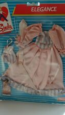 Vintage Pedigree Sindy Boxed Complete 1985 Elegance Pretty Peach Outfit  NEW