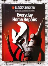 Everyday Home Repairs (1988, Hardcover) by Black and Decker~Never Used!