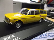 VOLVO 145 Kombi gelb dark yellow 1973 IXO White Box 1:43