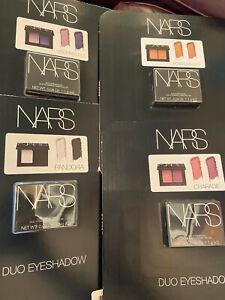 Genuine NARS  , DUO Eyeshadow . Choose shades:  pink beige purple white black