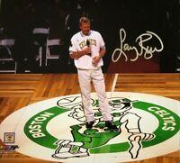 Larry Bird Autographed Signed 8x10 Photo ( HOF Celtics ) REPRINT .