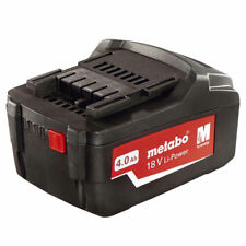 Metabo 625591000 18v 4.0ah Li-ion Battery Green