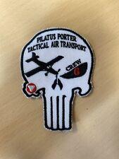 Pilatus Porter PC6 Crew Patch ÖBH
