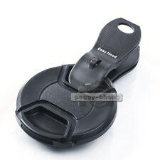 Easy Hood Universal Lens Cap Holder Anti-lost Clip Buckle For DSLR Camera Lens