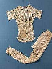 New listing Vintage 1950's Rope Undershirt And Pants