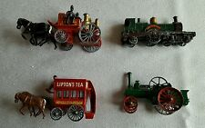 Matchbox Lesney Vintage Lot of 4Models of Yesteryear #12, 4, 1 and #14