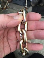 lifting chain grade 80 7mm chain 5metre auction -  135m in stock bin