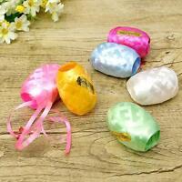 1-10PCS Decoration 5mm10m Balloon Ribbon Rope Flower Box Wedding Party Supplies