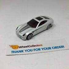 Ferrari 612 Scaglietti * White * LOOSE * Hot Wheels * F430