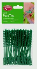 """Plant Ties Plant Support SupaGarden Plant Ties 6.5"""" (16.5cm) Pack of 25 Ties"""