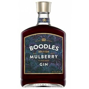 Boodles Mulberry Gin 700ml