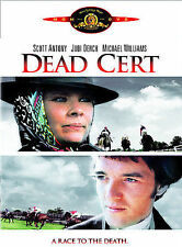 Dead Cert (DVD, 1974) Judi Dench  Region 1