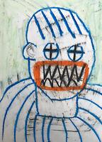 Hasworld Original,Abstract Expressionist,Street  Art,contemporary,graffiti,pop
