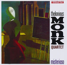 Thelonious Monk Quartet : Misterioso CD (2016) ***NEW***
