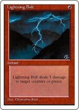 LIGHTNING BOLT Fourth Edition MTG Red Instant Com