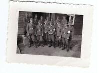 Foto 2.WK   deutsche Soldaten Kaserne Luftwaffe  ca. 1940  Wehrmacht WW2 C42