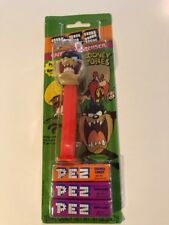 PEZ TAZ Tazmanian Devil ~ Looney Tunes Series 1995 New Sealed Green Card Pkg