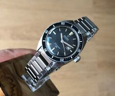 OMEGA SEAMASTER 120 Ref. 566.007 AUTOMATIC Cal. 680 MIDSIZE STEEL VINTAGE WATCH