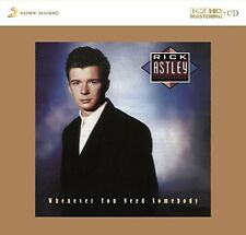 Whenever You Need Somebody - Rick Astley (2014, CD NIEUW)
