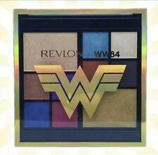 Limited Edition Revlon Wonder Woman Face & Eye Palette