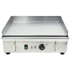 Elektro Gastro Griddleplatte Bratplatte Grillplatte Elektrische Grillplatte 3 KW
