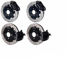 WILWOOD Front & Rear DISC BRAKE KIT fits 1988-97 HONDA CIVIC DX-EX,LX-Coupe,HB