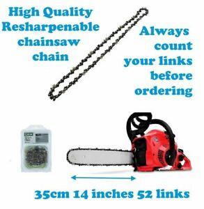 CMI C/B-KS37/35-2 C-EKS1800 C-EKS1800-35 Chainsaw Chain 35cm 14 inch 52 Link