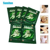 Sumifun 48Pcs/6Bags Vietnam White Tiger Balm Pain Relief Medical Plaster C069
