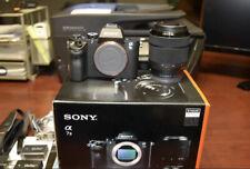 Sony Alpha  A7ll 24.3 MP Mirrorless Digital Camera with 28-70mm Lens - Black.