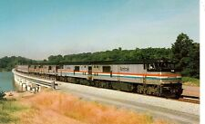 Possum Point,Virginia-Quantico Creek-Auto Train-Amtrak-(Av-3335*)