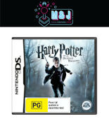 Nintendo Harry Potter And The Deathly Hallows Pt 1 DS- Like New -Complete