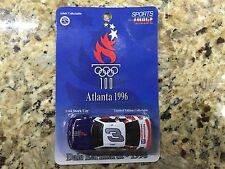 Dale Earnhardt 1996 Atlanta Olympics #3 Goodwrench Chevy 1:64 Action NASCAR