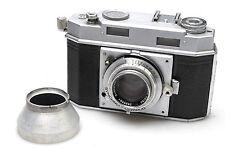Agfa Karat 69 + Schneider Xenon 2/50mm