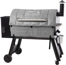 Traeger Insulation Blanket Pellet Grill Cover Weather Resistant BAC 628