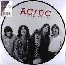 AC/DC – Boston Rocks - Ltd Edition - Picture Disc - Vinyl LP