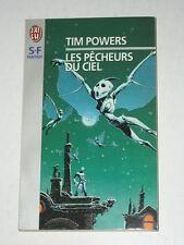 TIM POWERS-LES PECHEURS DU CIEL-J'AI LU-S-F FANTASY N.4512-1997-LINGUA FRANCESE