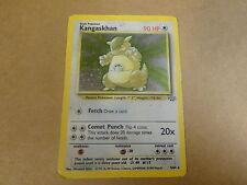 POKEMON CARD / JUNGLE 1999. KANGASKHAN N° 5/64