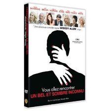 DVD * VOUS ALLEZ RENCONTRER UN BEL ET SOMBRE INCONNU *