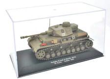 EAGLEMOSS 1/43 WWII EMW2-18 Sd.Kfz.161/1 Pz.Kpfw.IV Ausf.G TANK 10th Panzer Div